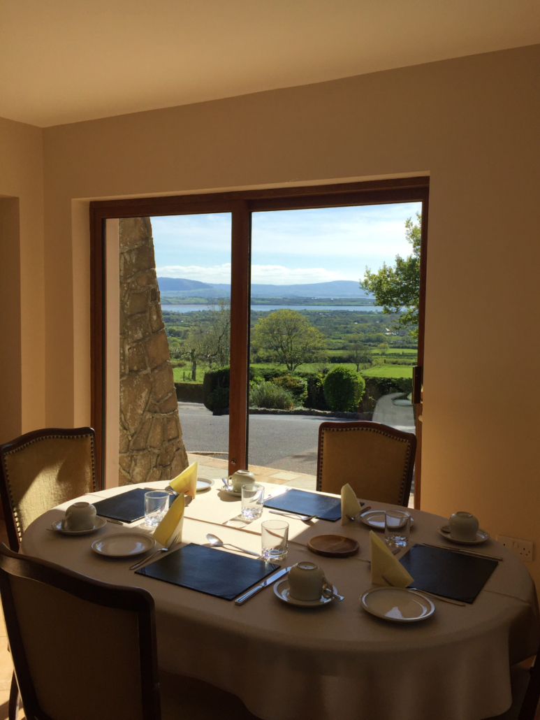 Benbulben Farmhouse B&B Dining